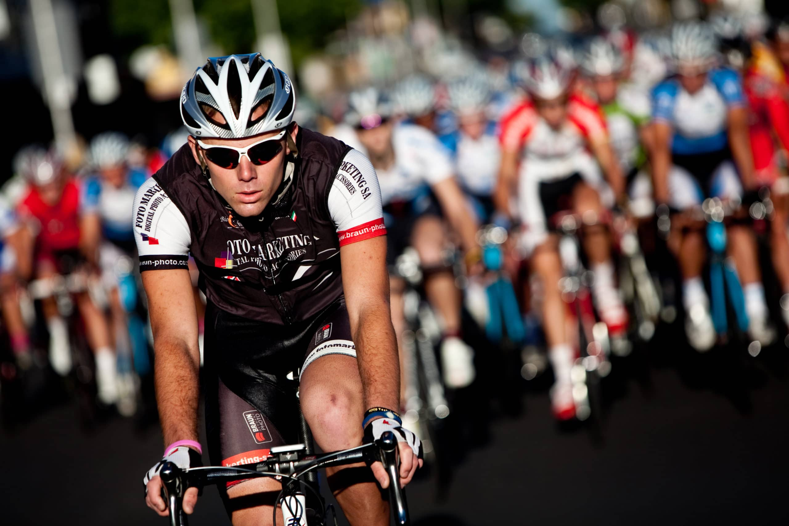 Cape Town Cycle Tour in South Africa is the worlds biggest timed race